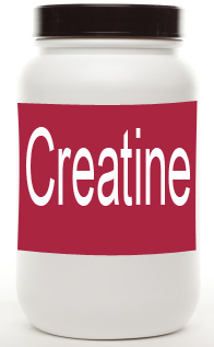 Creatine may increase DHT