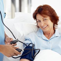 hypertension may require drug treatment including beta blockers